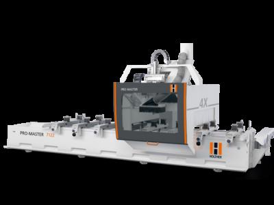 CNC PRO-MASTER 7122