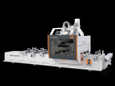 CNC PRO-MASTER 7125