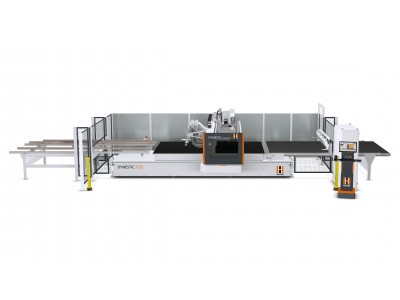 Nesting CNC Dynestic 7532 automatic