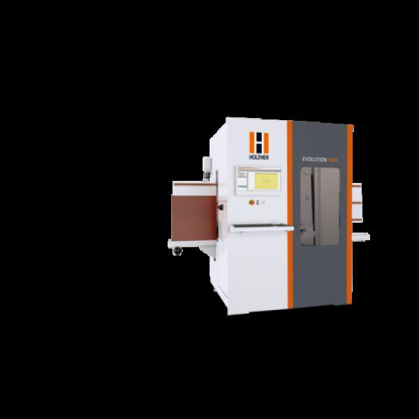 Vertikalni obdelovalni center Holz Her Evolution 7405 Connect