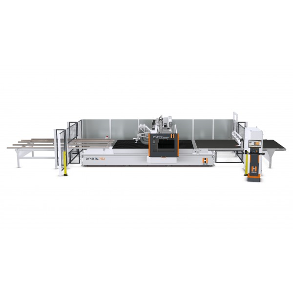Nesting CNC Dynestic 7532 automatic