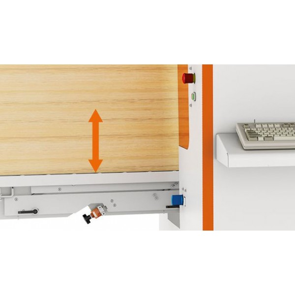 Vertikalni CNC Holz Her EVOLUTION 7402 4mat