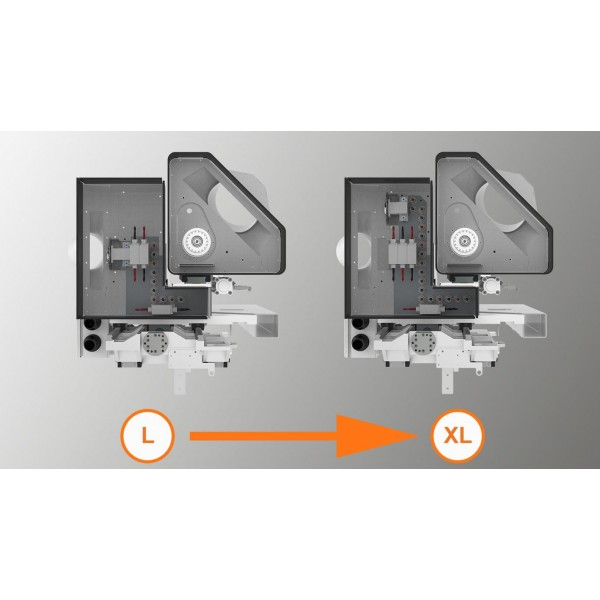 Nesting CNC Nextec 7707 push