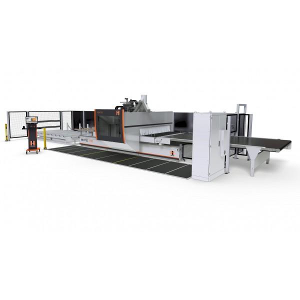 Nesting CNC Nextec 7735 lift